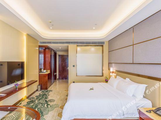 珠海拱北東方印象大酒店(The Oriental Impression Hotel)豪華大床房
