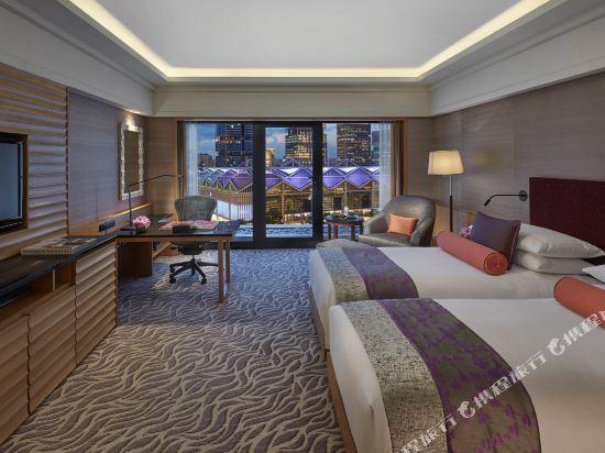 新加坡文華東方酒店(Mandarin Oriental, Singapore)豪華房