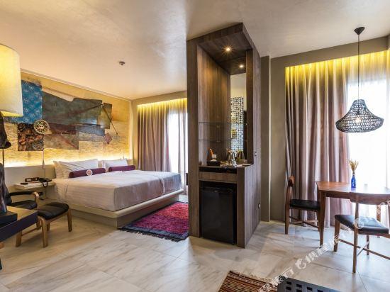 曼谷暹羅名家設計酒店(Siam@Siam Design Hotel Bangkok)至尊俱樂部房