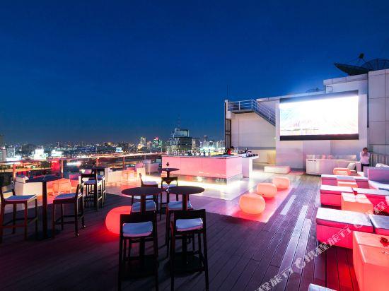 盛泰樂水門酒店(Centara Watergate Pavillion Hotel Bangkok)酒吧