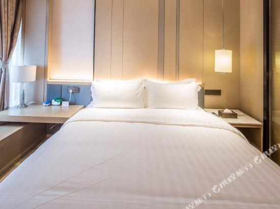 萬信酒店(上海世博園店)(Wassim Hotel (Shanghai World Expo Center))豪華大床房
