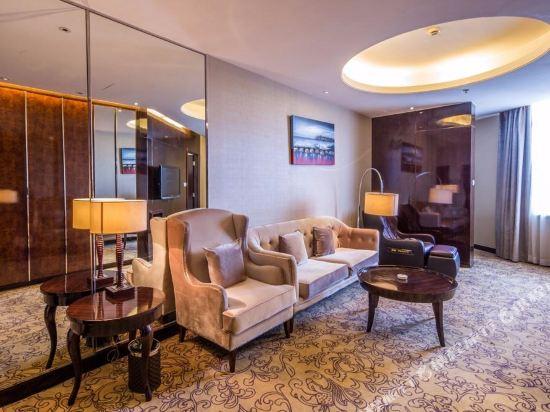 萬信酒店(上海世博園店)(Wassim Hotel (Shanghai World Expo Center))豪華套房