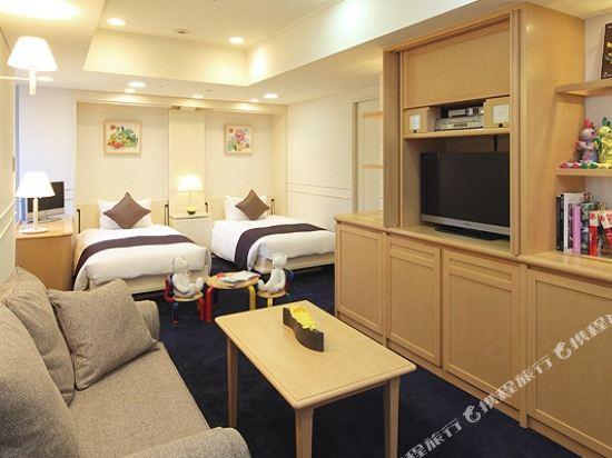 札幌格蘭大酒店(Sapporo Grand Hotel)東樓標準家庭房