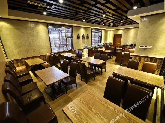 時光漫步懷舊主題酒店(北京國貿勁鬆店)(Nostalgia Hotel (Beijing Guomao Jinsong))餐廳
