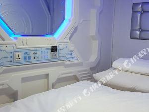 新加坡銀河@唐人街膠囊旅舍(Galaxy Pods @ Chinatown Singapore)