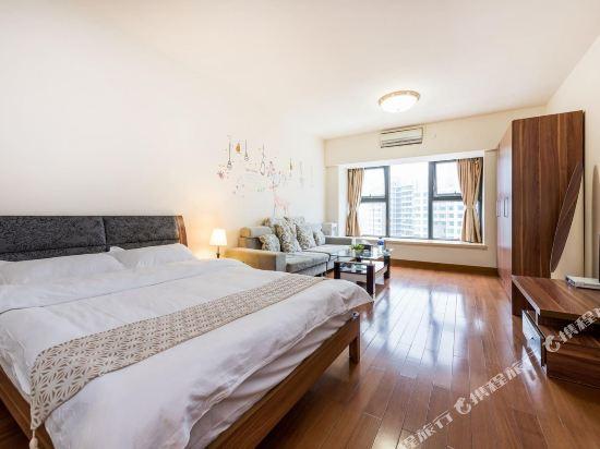 珠海世紀城酒店式公寓(Shijicheng Apartment Hotel)温馨大床房