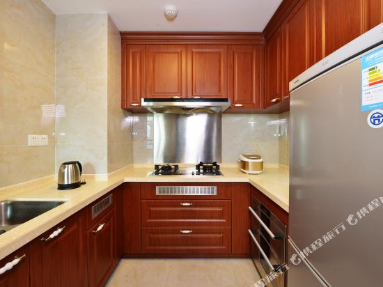 泰萊尚寓度假公寓(珠海海洋王國口岸店)(Tailai Shangyu Holiday Apartment (Zhuhai Ocean Kingdom Port))精品兩房兩廳