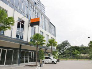 棉蘭艾裏班達拉誇拉娜穆9A39德利酒店