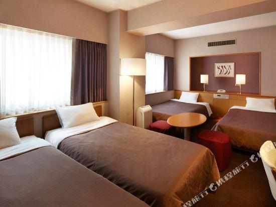 大阪新阪急酒店(Hotel New Hankyu Osaka)四人房