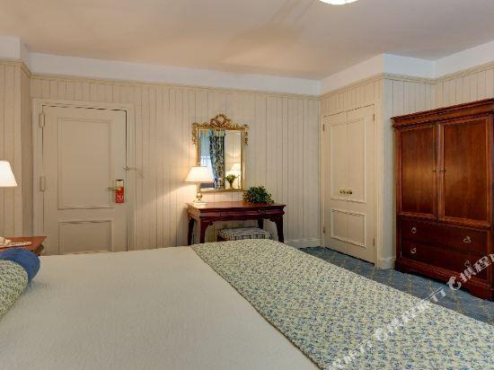 惠靈頓酒店(Wellington Hotel)豪華特大床房
