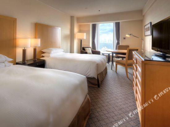 大阪都喜來登酒店(Sheraton Miyako Hotel Osaka)尊貴雙床房