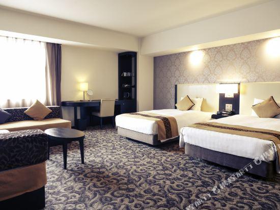 札幌美居酒店(Mercure Hotel Sapporo)豪華三人間