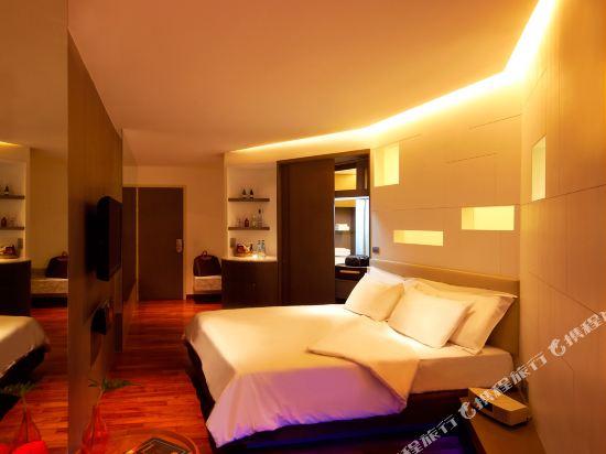 曼谷利特酒店(LiT BANGKOK Hotel)不同程度房