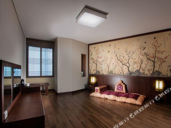明洞大使宜必思酒店(Ibis Ambassador Myeongdong)傳統韓式暖炕房
