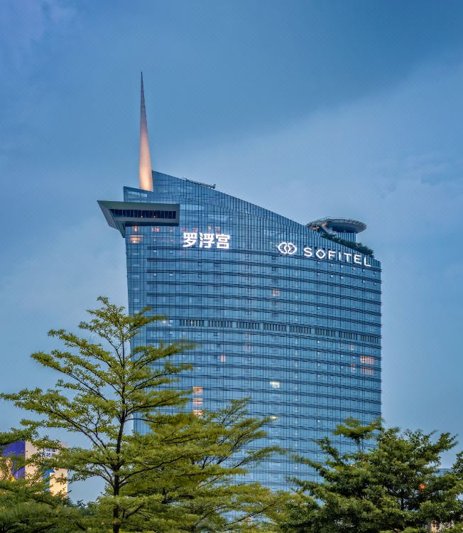 Carte Chine Foshan.Sofitel Foshan Hotel Reviews And Room Rates
