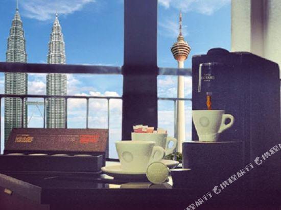 吉隆坡紅酒店(Red by Sirocco Kuala Lumpur)咖啡廳