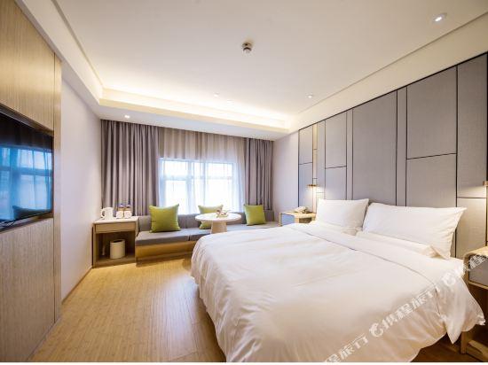 全季酒店(上海外灘金陵東路店)(Ji Hotel (Shanghai The Bund Jinling East Road))零壓-高級大床房