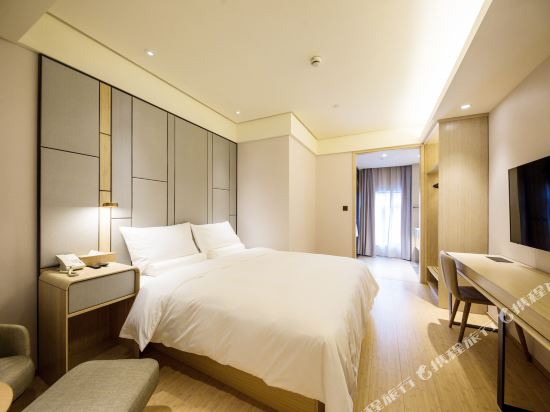全季酒店(上海外灘金陵東路店)(Ji Hotel (Shanghai The Bund Jinling East Road))零壓-豪華大床房