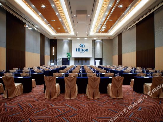 大阪希爾頓酒店(Hilton Osaka Hotel)婚宴服務