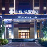 非繁城品酒店(天津南站店)酒店預訂