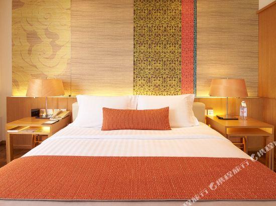 曼谷帕色哇公主酒店(Pathumwan Princess Hotel)豪華花園套房