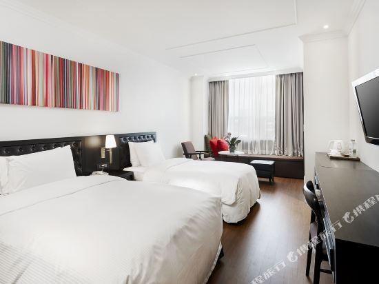 總統酒店(Hotel President)豪華雙床房