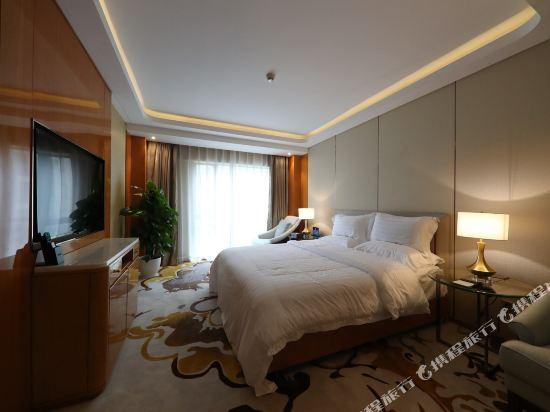 北京賽特飯店(SciTech Hotel)家庭房