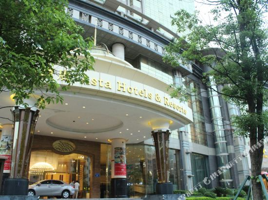 深圳皇軒酒店(Asta Hotels & Resorts Shenzhen)眺望遠景