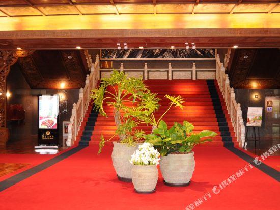 高雄圓山大飯店(The Grand Hotel)公共區域