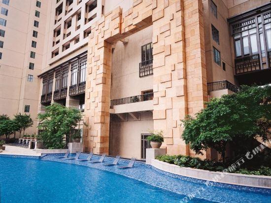 香港青逸酒店(Rambler Oasis Hotel)室外游泳池