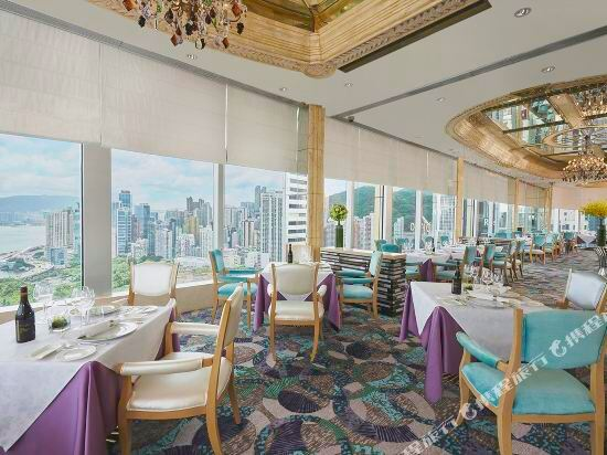 富豪香港酒店(Regal Hongkong Hotel)西餐廳