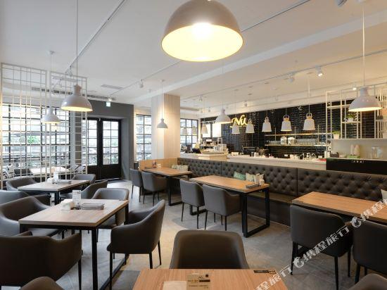 台中愛戀旅店(Amour Hotel)餐廳