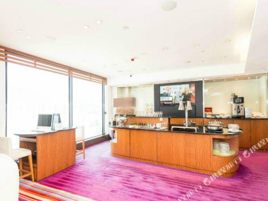 香港悅來酒店(Panda Hotel)行政酒廊