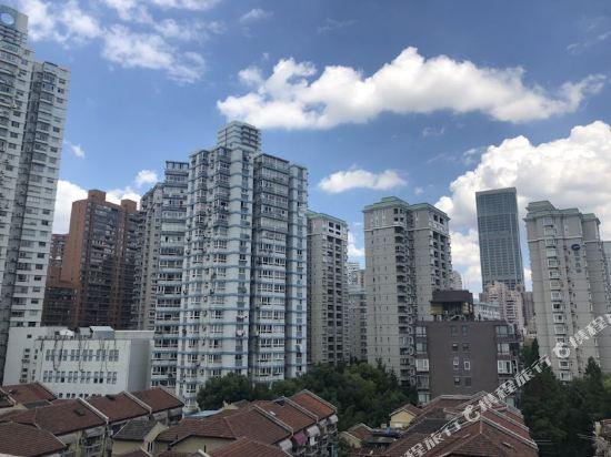 和頤至尊酒店(上海南京西路地鐵站店)(Yitel Premium (Shanghai Jing'an Nanjing West Road))眺望遠景