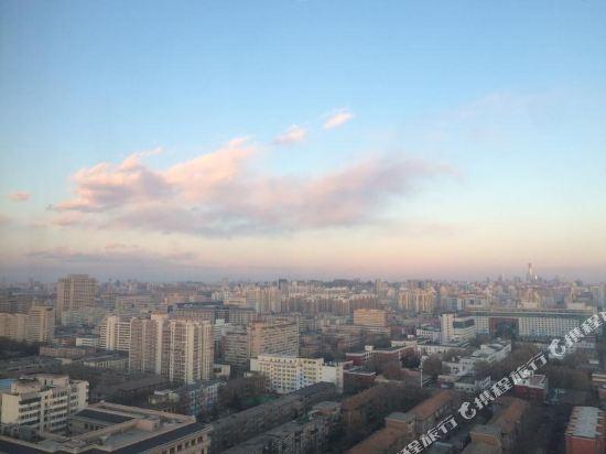 北京京都信苑飯店(Beijing Xinyuan Hotel)眺望遠景