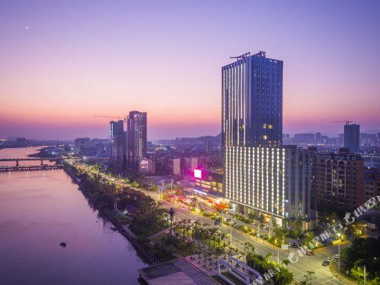 珠海伯瑞灣濱江酒店公寓(Bo Rui Wan Binjiang Condo Hotel)外觀