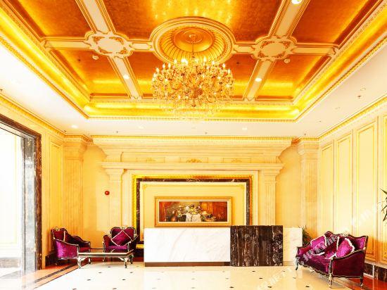 SA漢谷藝術主題公寓(廣州珠江新城店)(SAHangu Art Themed Apartment)公共區域