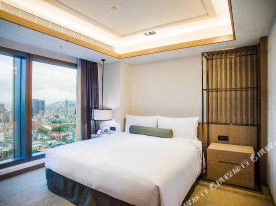 台北凱達大飯店(Caesar Metro Taipei)特斯拉豪華套房