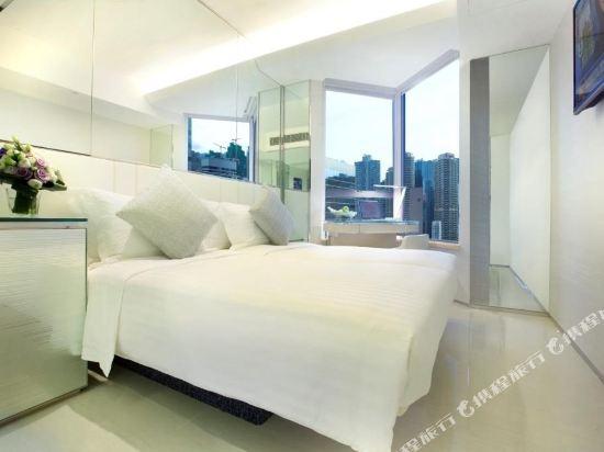 香港富薈炮台山酒店(iclub Fortress Hill Hotel)商薈尊貴雙床房