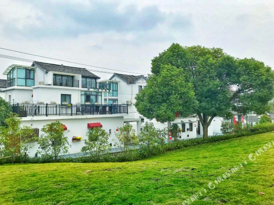 Floral inn neighbor hot spring of Nanjing tangshan