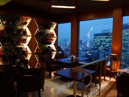 格蘭比亞大酒店(Hotel Granvia Osaka)酒吧