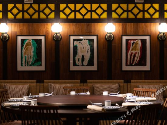 香港逸東酒店(Eaton HK)中餐廳