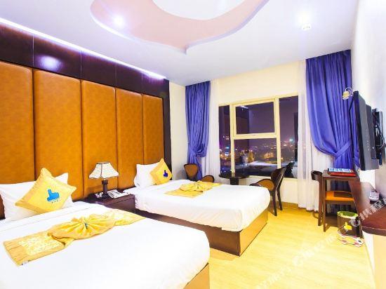 峴港國王手指酒店(King's Finger Hotel Da Nang)高級雙床房