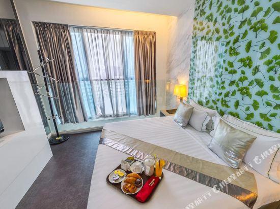 吉隆坡輝煌酒店(Vivatel Kuala Lumpur)複式套房