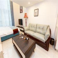 園藝酒店式公寓(廣州西朗地鐵站店)酒店預訂