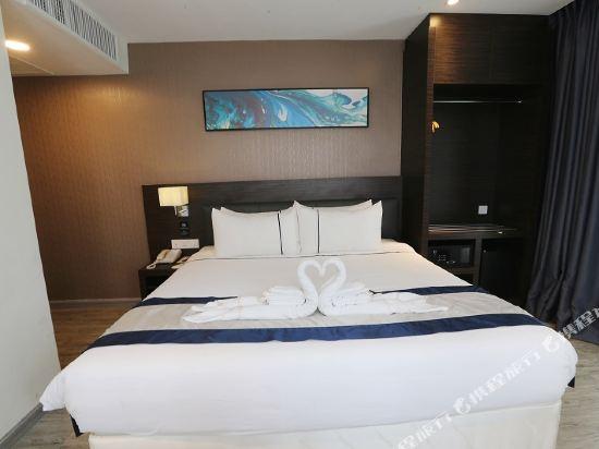 吉隆坡城市便捷唐人街酒店(City Comfort Hotel (China Town) Kuala Lumpur)高級房