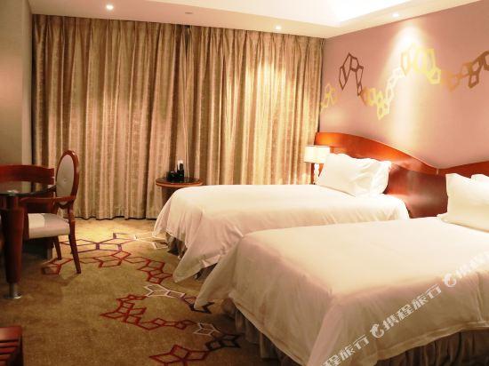 東莞富盈酒店(Cinese Hotel Dongguan)行政雙床房