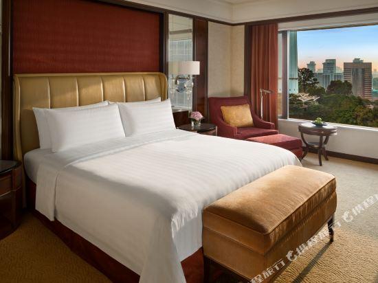 吉隆坡香格里拉大酒店(Shangri-La Hotel Kuala Lumpur)超豪華精選套房