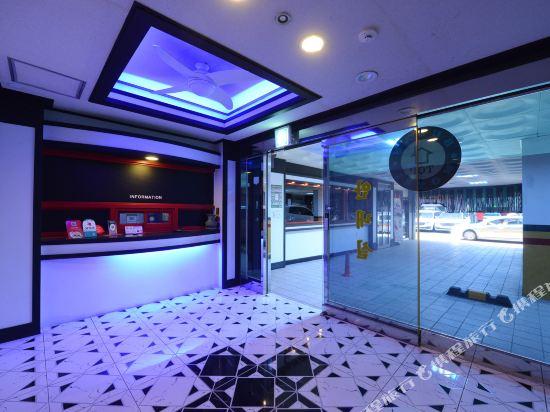 釜山站特級旅館(Top Motel Busan)大堂吧