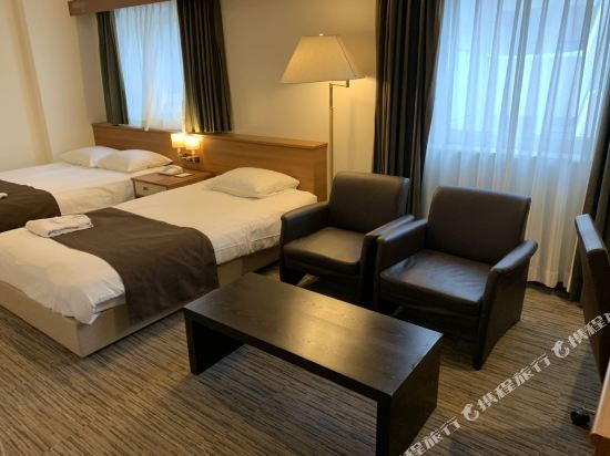 札幌大通Nest酒店(Nest Hotel Sapporo Odori)好萊塢三人房